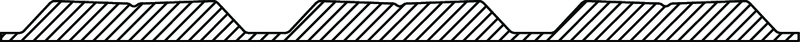 3419 S Filler strip EPS