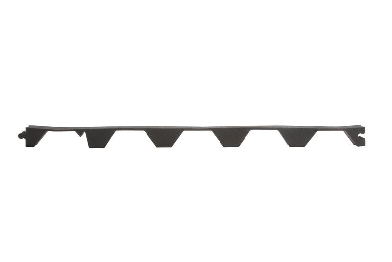 3445 L Filler strip detail