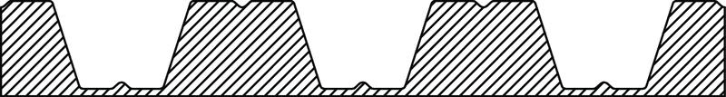 3470 1 Filler strip EPS