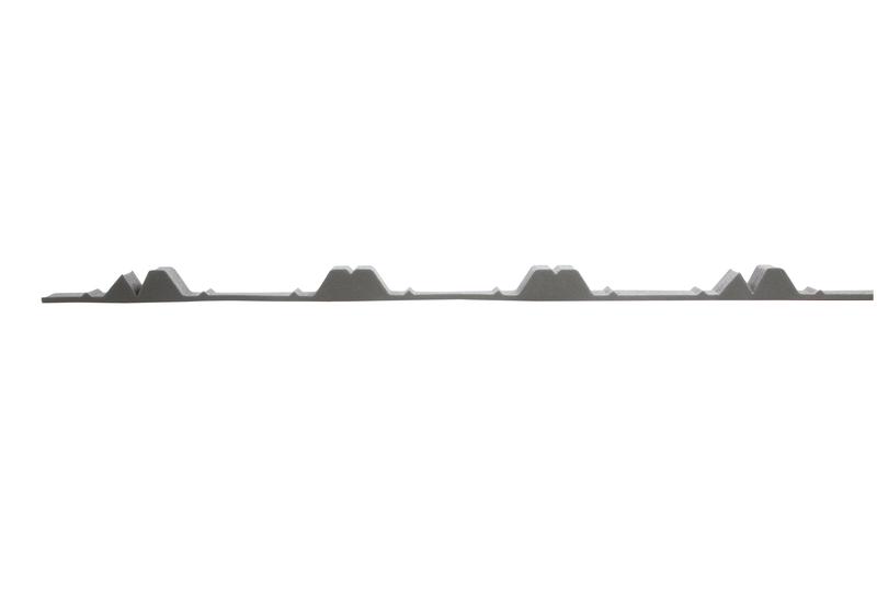 3470 2 Filler strip detail