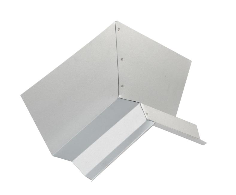 Väggblecksnock Modern/Trend PL45