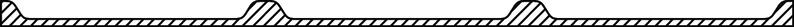 34PANN S Filler strip EPS